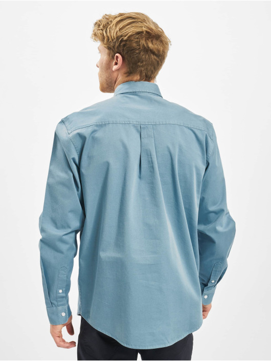 Carhartt WIP Shirt Madison blue