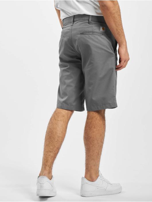 Carhartt WIP Short Presenter gray