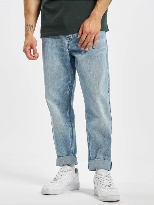 Carhartt WIP Straight Fit Jeans Newel blue