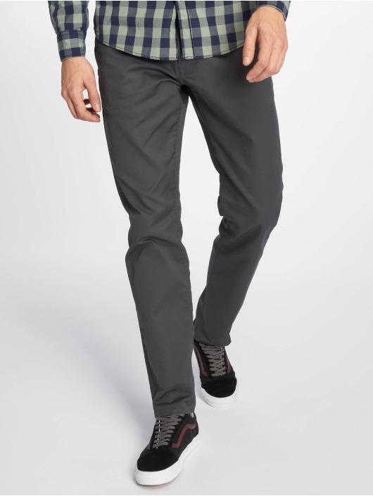 Carhartt WIP Straight Fit Jeans Klondike gray