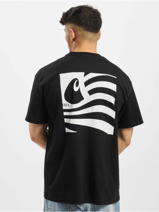 Carhartt WIP T-Shirt Waving black