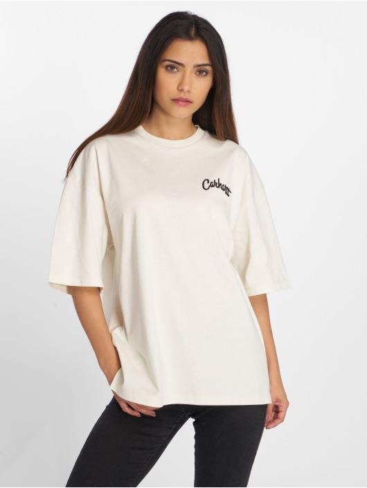 Carhartt WIP T-Shirt Momentum white