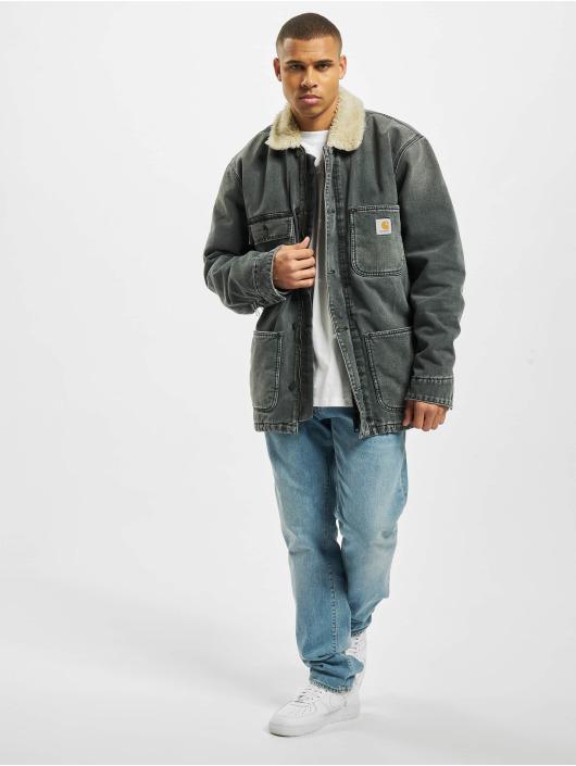 Carhartt WIP Winter Jacket Fairmount black