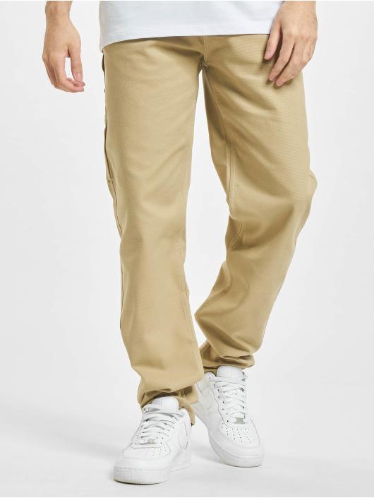 Caterpillar Cargo pants Workwear Carpenter beige