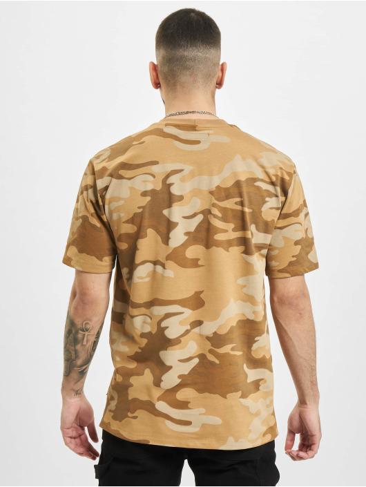 Caterpillar T-Shirt Small Logo camouflage