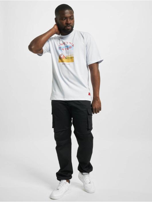 Caterpillar T-Shirt Workwear white