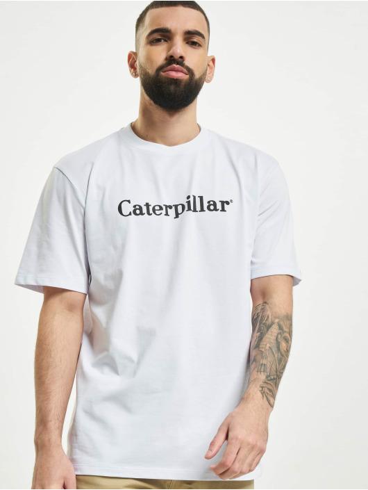 Caterpillar T-Shirt Classic white