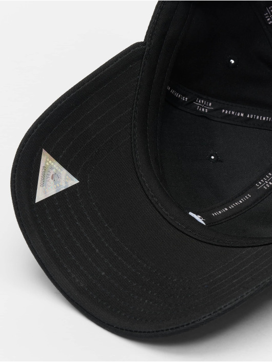 Cayler & Sons Flexfitted Cap PA Small Icon black