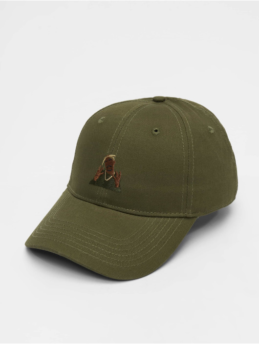 Cayler & Sons Flexfitted Cap WI 2pac Rollin olive