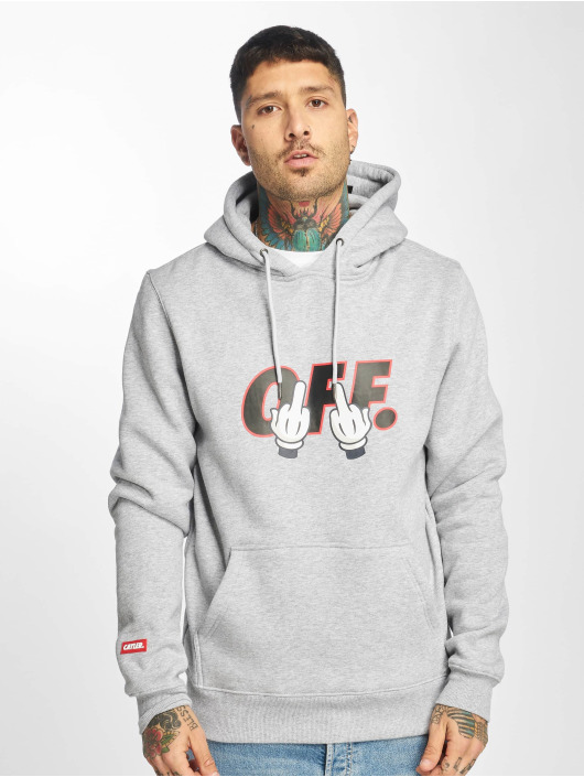 Cayler & Sons Hoodie Seriously gray