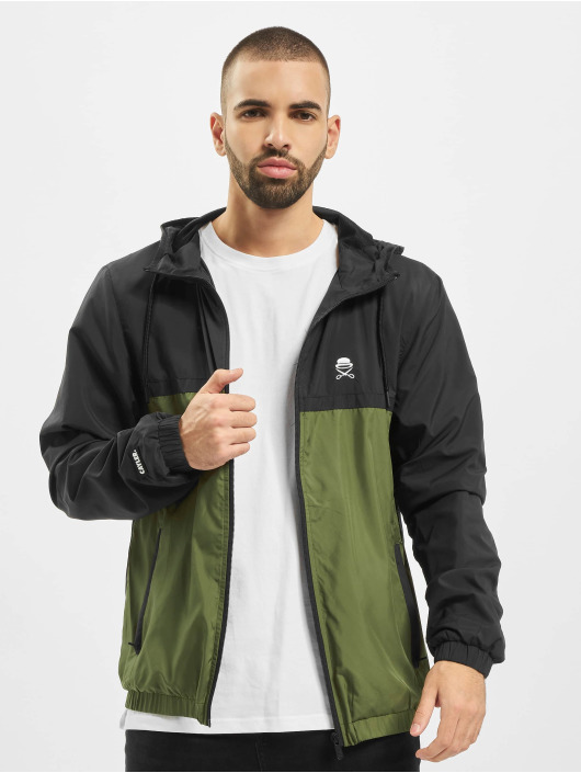 Cayler & Sons Lightweight Jacket PA Small Icon black