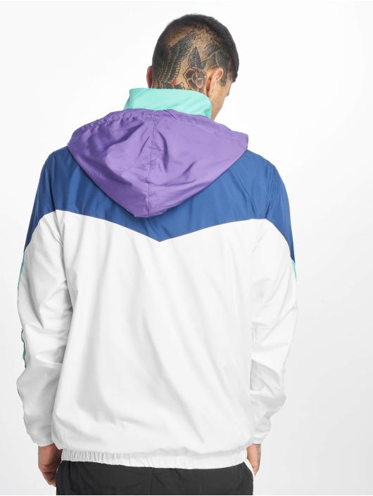 Cayler & Sons Lightweight Jacket Insert Half Zip blue