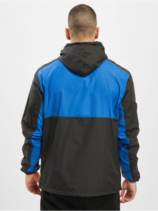 Cayler & Sons Lightweight Jacket Mountain Half Zip blue