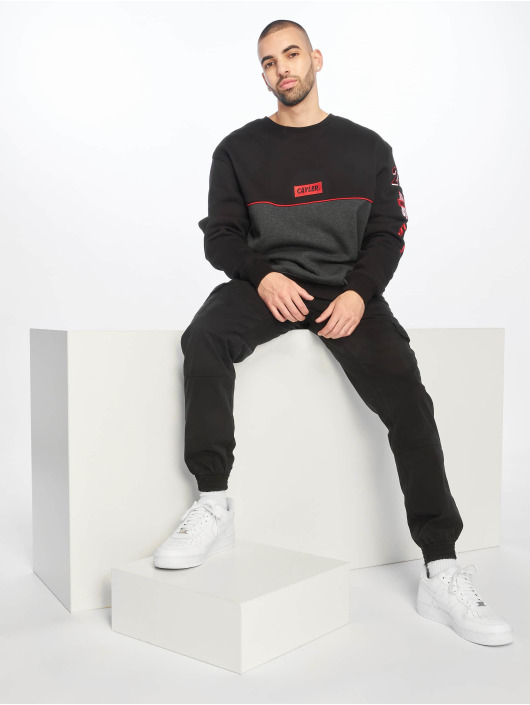 Cayler & Sons Pullover Legend Oversized Crewneck black