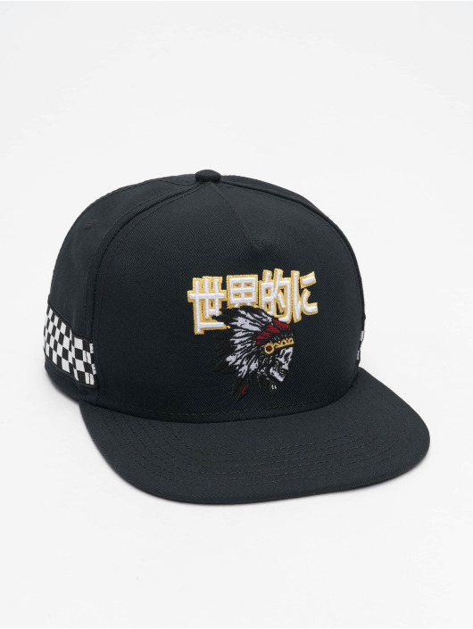 Cayler & Sons Snapback Cap Downtown black