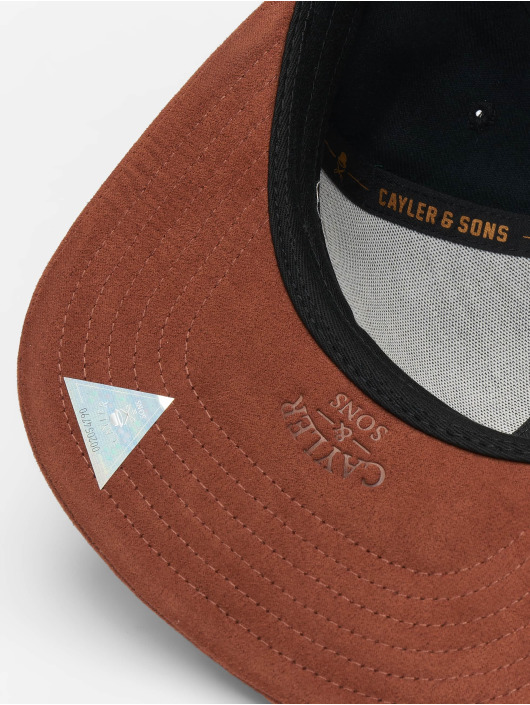 Cayler & Sons Snapback Cap CL Good One black