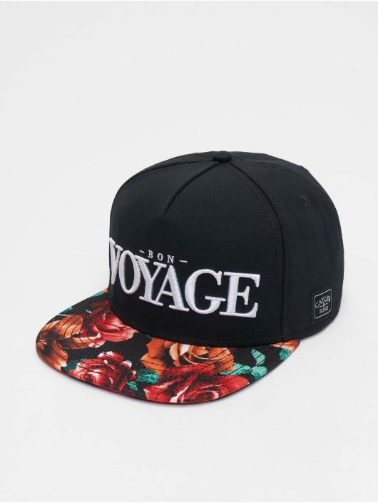 Cayler & Sons Snapback Cap Bon Voyage black