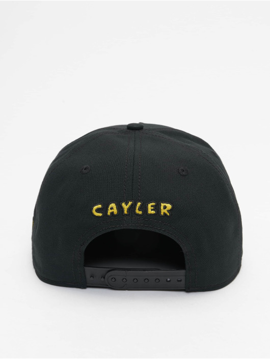 Cayler & Sons Snapback Cap WL Big Lines black