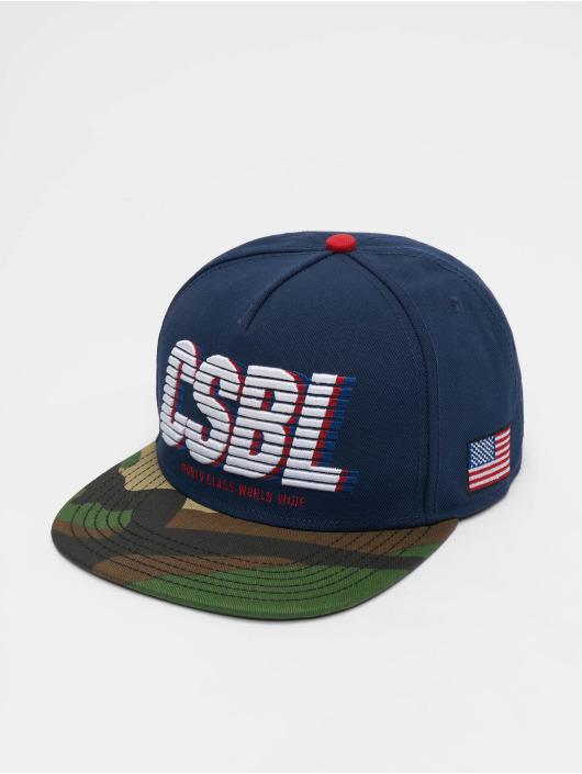 Cayler & Sons Snapback Cap CSBL blue