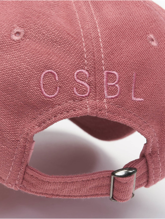 Cayler & Sons Snapback Cap CSBL Edo1 Curved rose