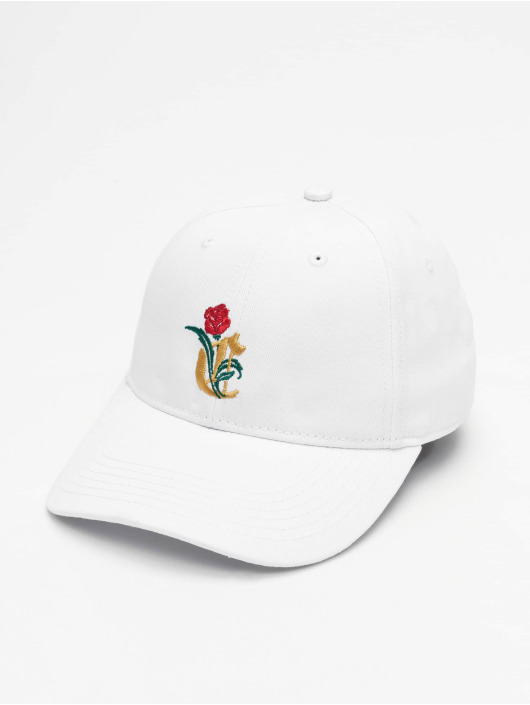 Cayler & Sons Snapback Cap WL Royal C Curved white