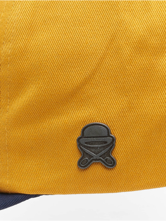 Cayler & Sons Snapback Cap Cl Holidays Strong Deconstructed yellow