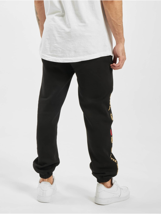 Cayler & Sons Sweat Pant WL Royal Times black