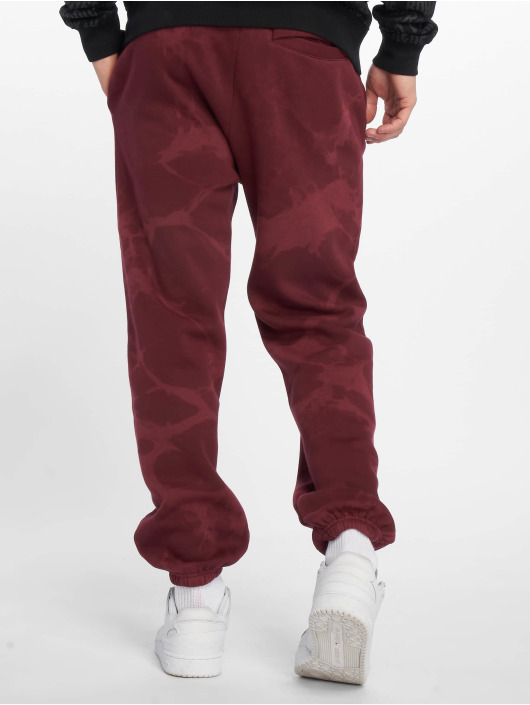 Cayler & Sons Sweat Pant Blackletter red