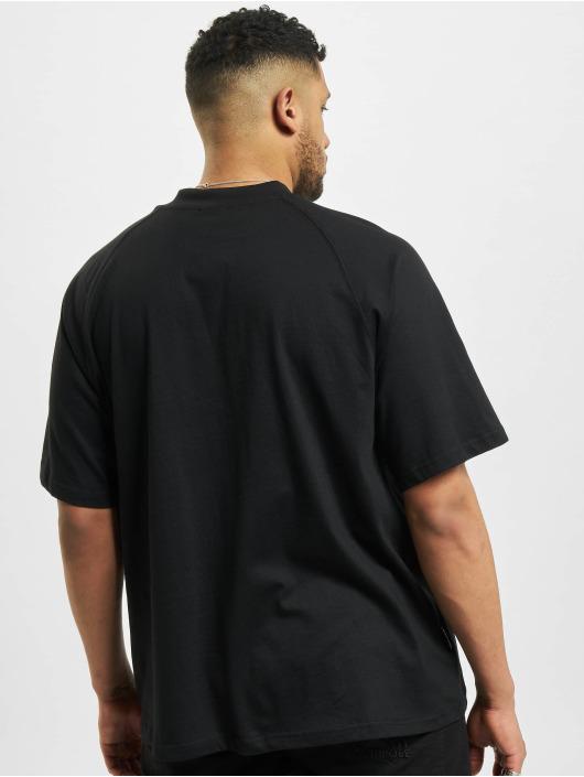 Cayler & Sons T-Shirt MNTN Camo Pocket Raglan Box black