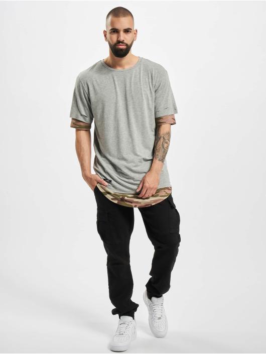 Cayler & Sons T-Shirt CSBL Deuces gray