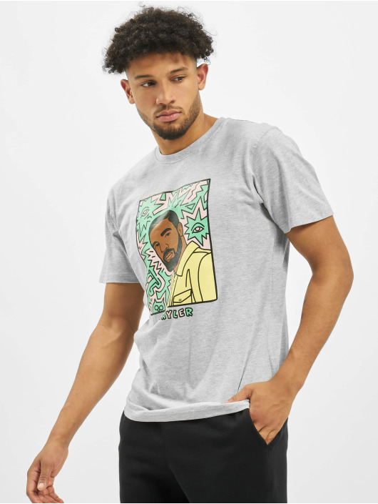 Cayler & Sons T-Shirt WL Northern Lines gray