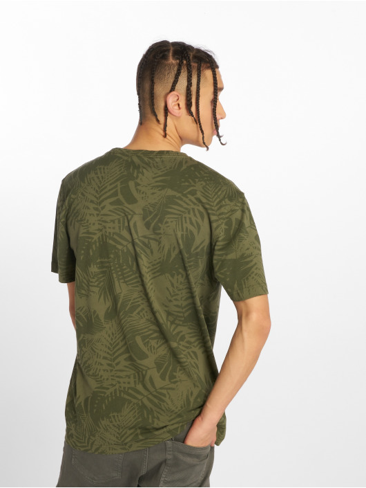 Cayler & Sons T-Shirt C&s Wl Palmouflage olive