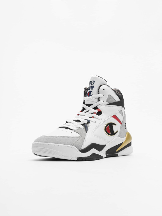 Champion Athletics Sneakers High Cut Zone High Top Century Fami white
