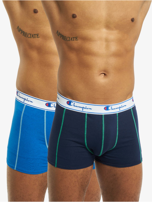 Champion Boxer Short X2 blue