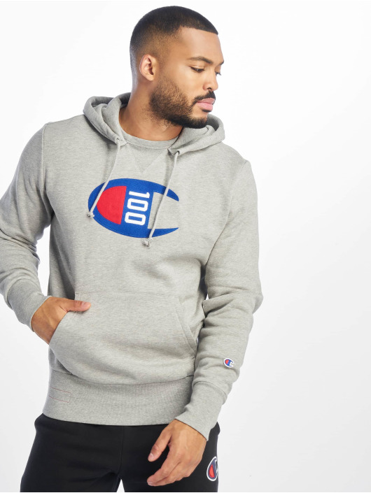 Champion Hoodie Century Collection gray