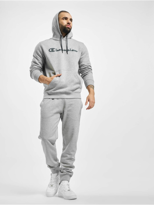 Champion Hoodie Hooded gray