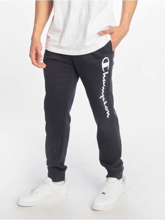Champion Legacy Sweat Pant Rib Cuff blue