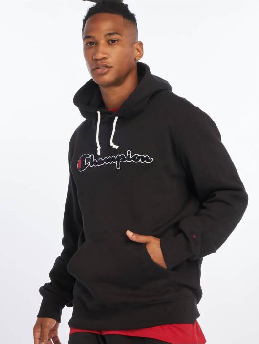 Champion Rochester Hoodie Rochester black