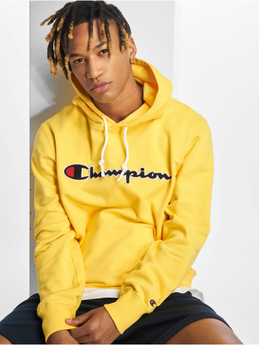 Champion Rochester Hoodie Rochester yellow