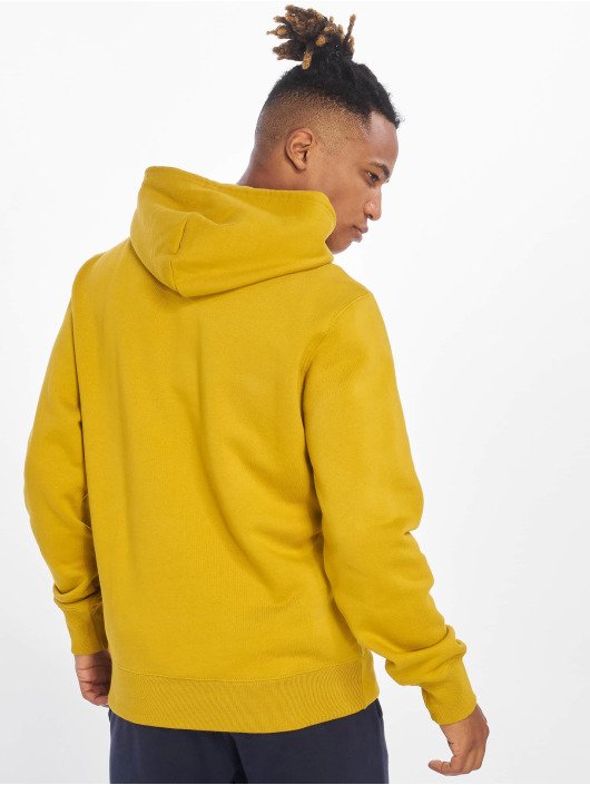 Champion Rochester Hoodie Patch yellow