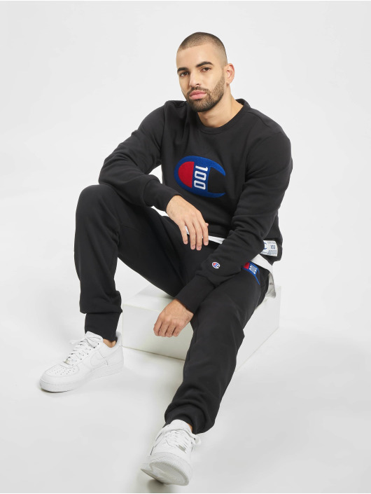 Champion Rochester Pullover One Hundred black