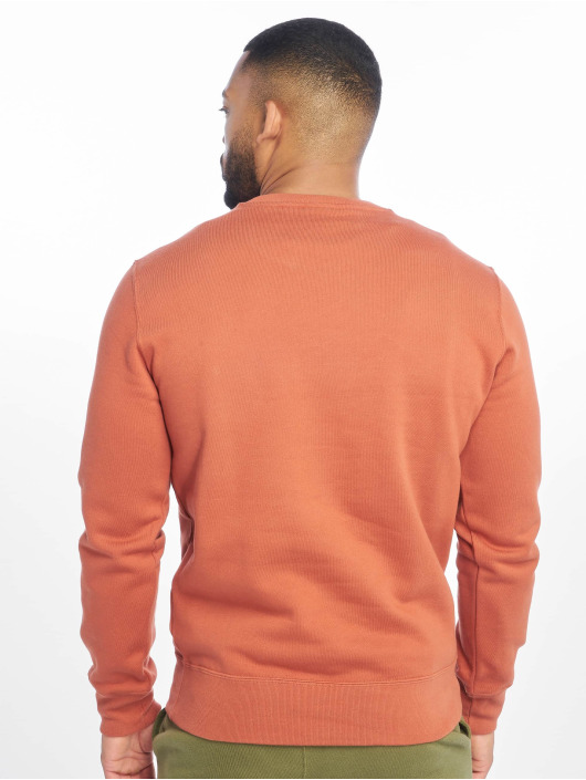 Champion Rochester Pullover Labels orange