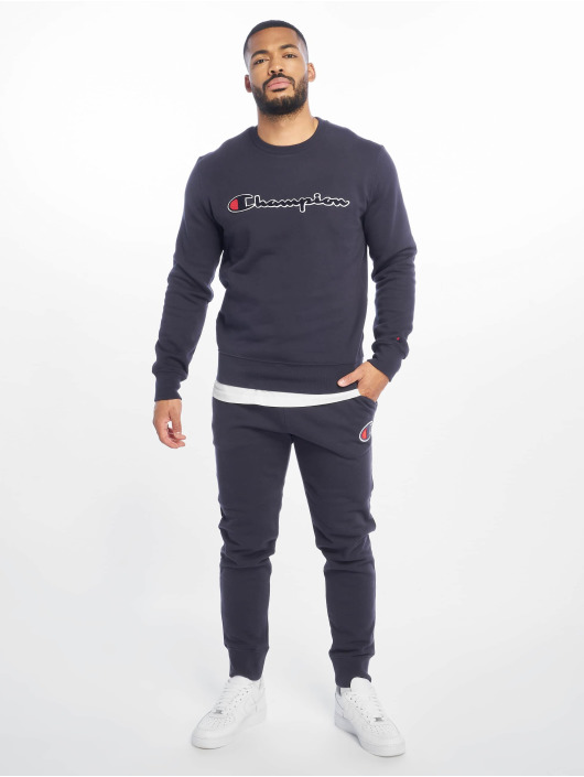Champion Rochester Sweat Pant Rib Cuff blue