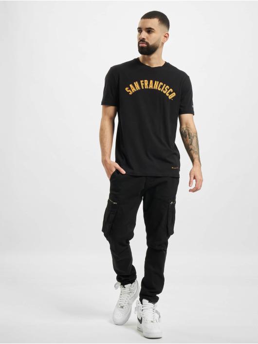 Champion T-Shirt Legacy San Francisco Giants black