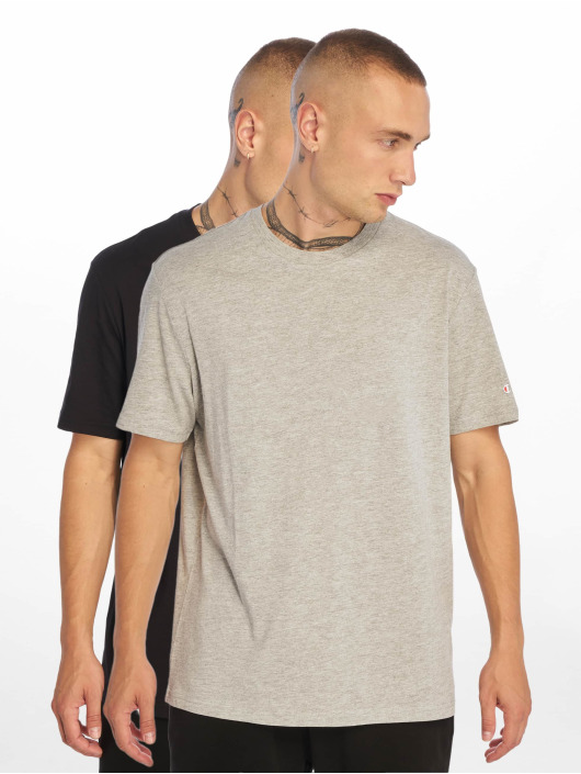Champion T-Shirt Legacy 2 Pack gray