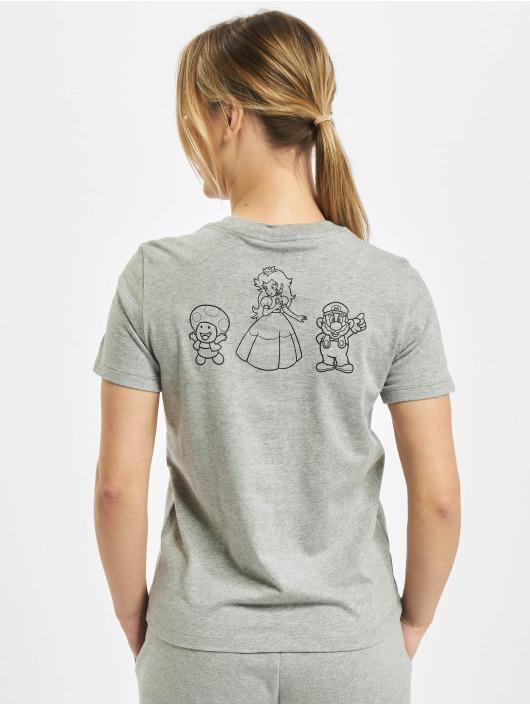 Champion T-Shirt Rochester x Super Mario Bros gray
