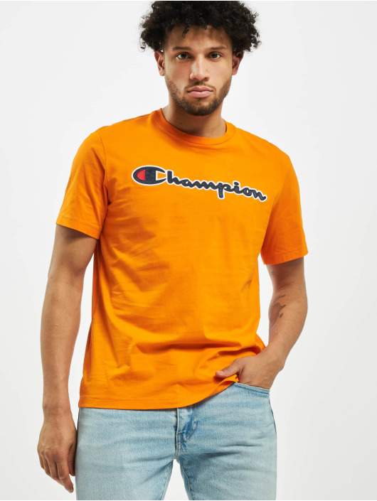 Champion T-Shirt 214194OS026 orange