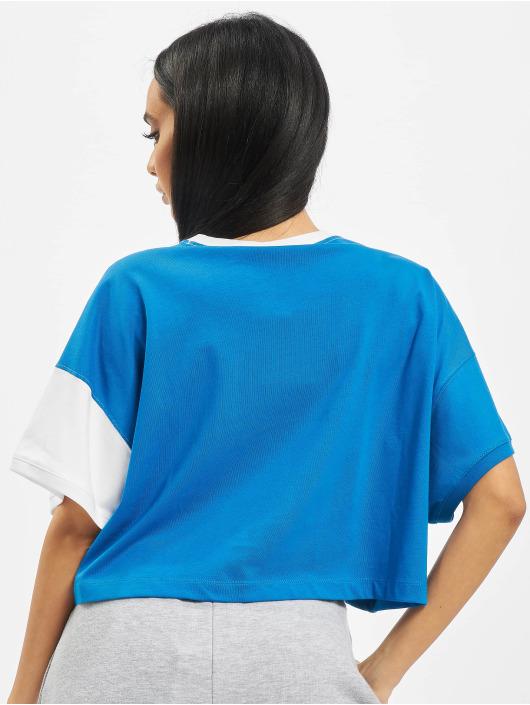 Champion T-Shirt Pattern white