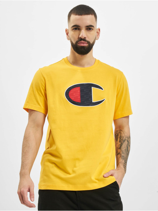 Champion T-Shirt Rochester yellow