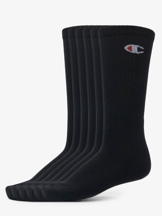 Champion Underwear Socks Y08qg X6 Crew black